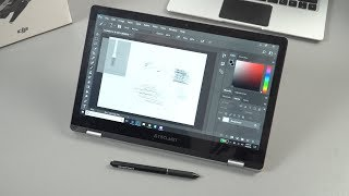 Teclast F6 Pro Active Stylus Unboxing & Review