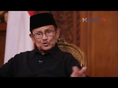Nasihat Soeharto untuk B.J. Habibie - A Day With