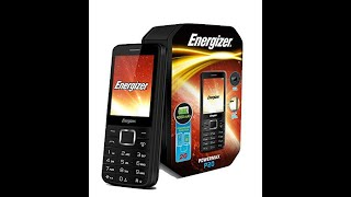 Unboxing Energizer P20   Cheapest phone with BIG Battery