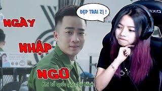 """Cảm Xúc Của Ohsusu Khi Xem """"NGÀY NHẬP NGŨ - PARODY MV - ĐỖ DUY NAM"""""""