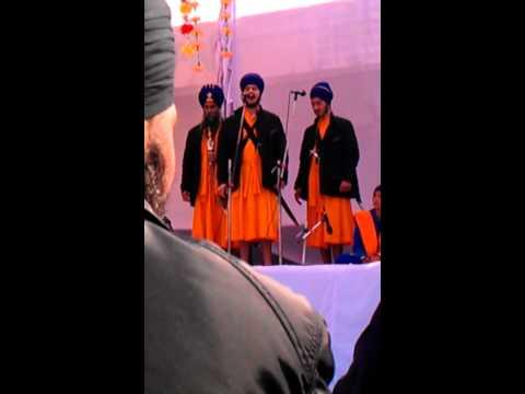 Putt Tere Sahib Kaurey Nihang Singh