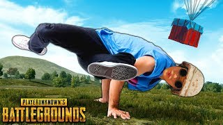 Breakdance in PUBG..!! | Best PUBG Moments and Funny Highlights - Ep.130