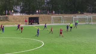 PORI CUP 2018 P12 ELIITTI: SIJAT 3-4, FC JAZZ - JÄPS 2-0 (2-0). I PA