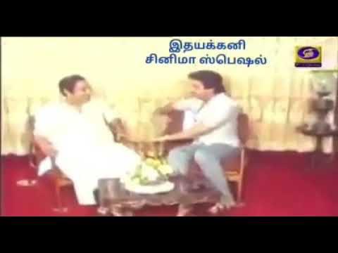"Download Nadigar Thilagam ""Chevalier"" Sivaji Ganesan Interview with Kamalhaasan!"