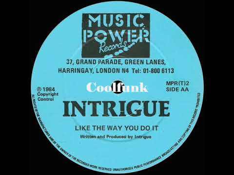 Intrigue - Like