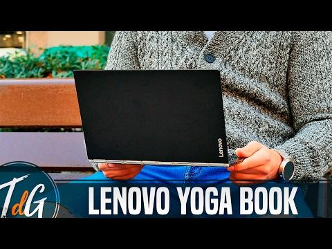 Lenovo YOGA Book, review en español