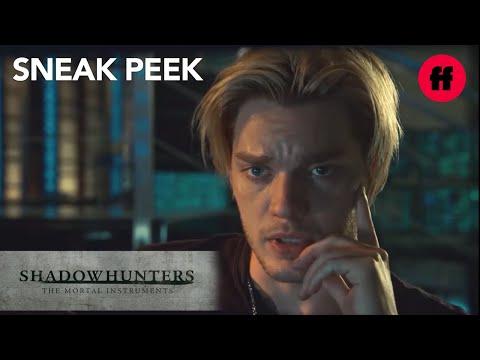 Shadowhunters | Season 3, Episode 3 Sneak Peek: Clary Encourages Jace | Freeform