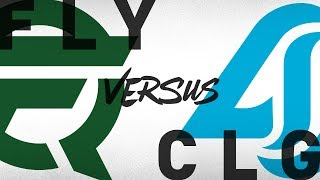 Video FLY vs. CLG - Week 8 Day 2 | NA LCS Summer Split | FlyQuest vs. Counter Logic Gaming (2018) download MP3, 3GP, MP4, WEBM, AVI, FLV Agustus 2018
