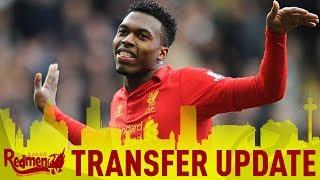 Inter Make Bid For Sturridge   #LFC Transfer News LIVE