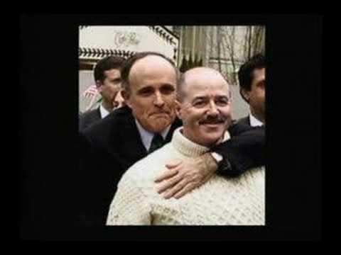 Bernie Kerik and Rudy Giuliani