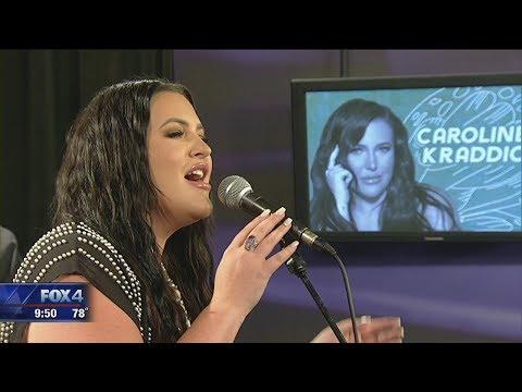 Kidd's daughter Caroline Kraddick sings new Kidd's Kids theme song