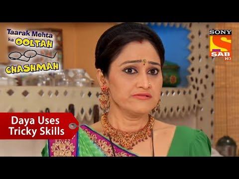 Daya Uses Skills To Trick Jethalal | Taarak Mehta Ka Ooltah Chashmah