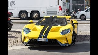 Supercars in Milan October 2018 | GT2RS, FORD GT & More !!!