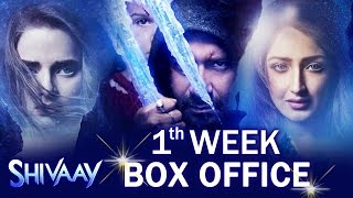 Ajay Devgn's Shivaay 1st WEEK BOX OFFICE Collection - UNSTOPPABLE