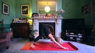One of Madeleine Shaw's most viewed videos: Relaxing Yoga Tutorial For Beginners | Madeleine Shaw