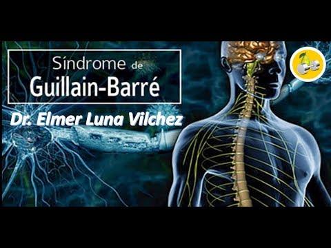 ¿QUÉ ES EL SINDROME DE GUILLAIN-BARRÉ? / Dr. Elmer Luna Vilchez