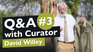 Curator at Home | Q&A - Tank Suits | The Tank Museum