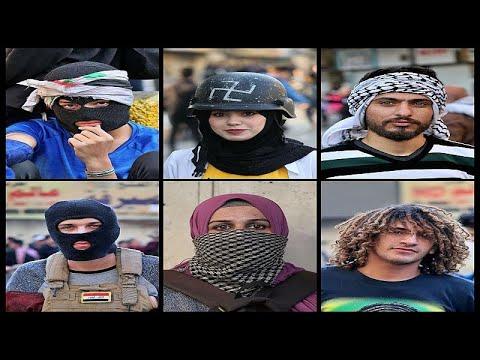 العراق ينتفض: استمرار الصدامات بين المتظاهرين وقوات الأمن العراقية وسط بغداد…