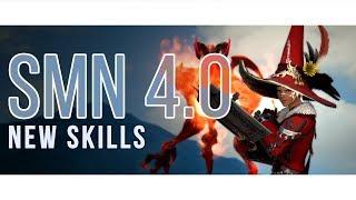 FFXIV - You Ruined it! (4.0 Summoner Skills)