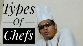 Types Of CHEFS |PIMPATOONS| Funny Chef