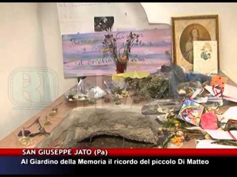 Al giardino della memoria il ricordo del piccolo di matteo tgmed 09 01 2016 youtube - Il giardino di ausonia ...