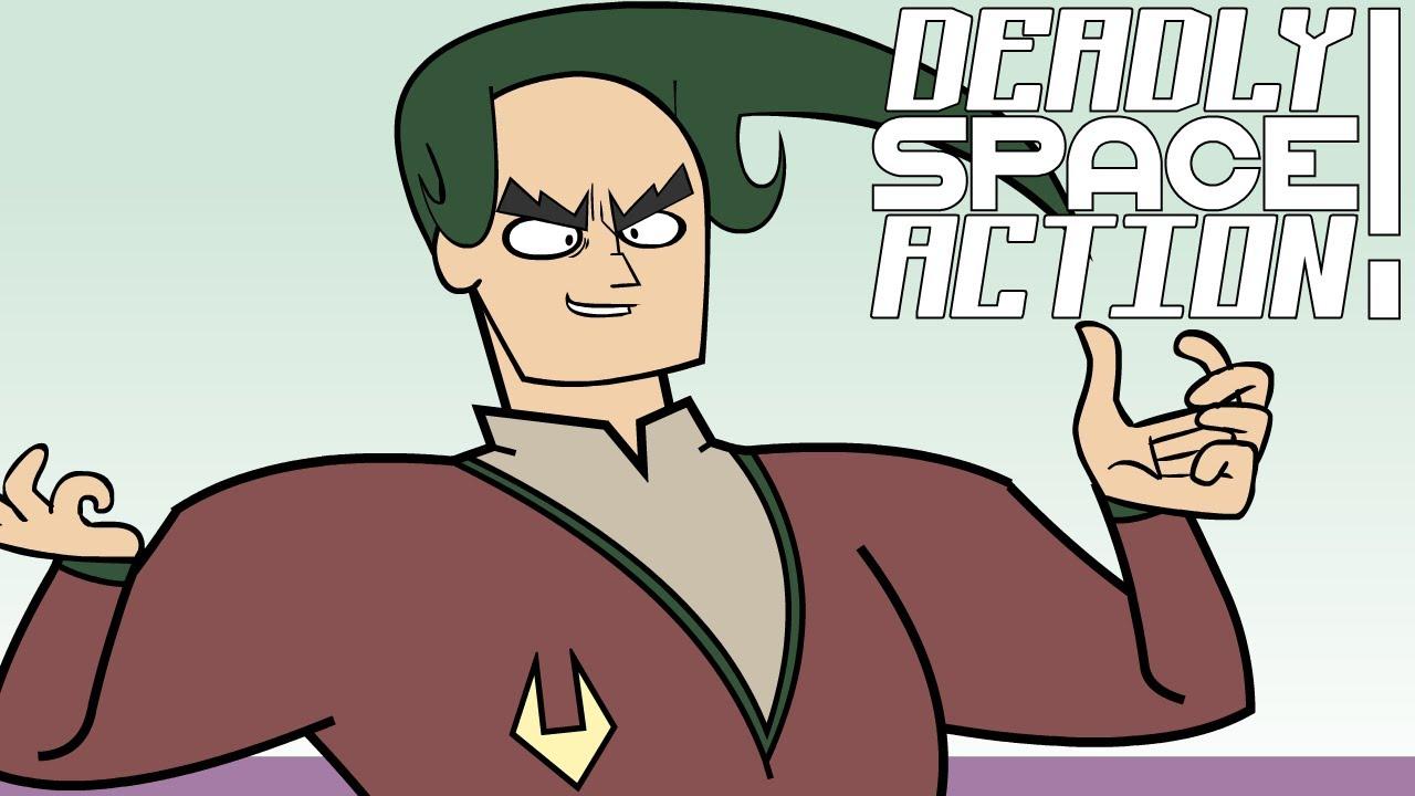"""Deadly Space Action! Bonusode #2: """"You Gotta Keep Negotiatin'"""""""