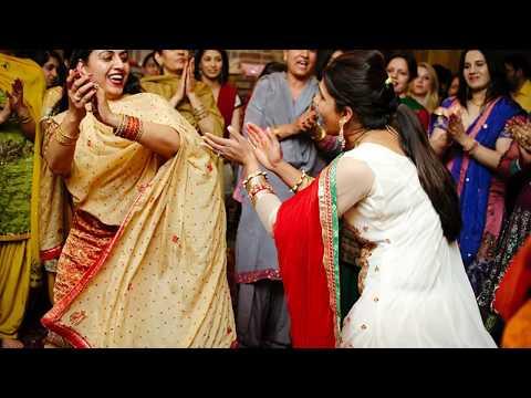sithniyan (punjabi weddingsong, punjabi folk song)