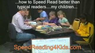 SPEED READING 4 KIDS -- Watch These Children (Ages 7 to 16) Read a Whole Book in 5 Minutes!