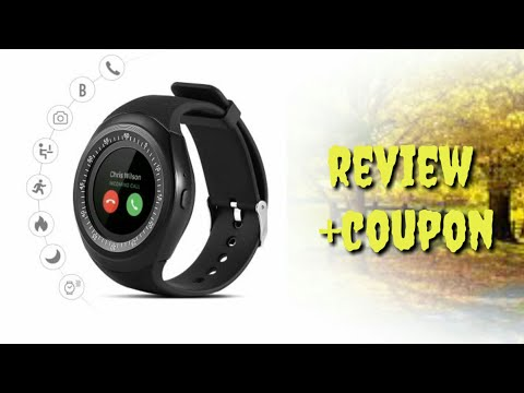 Review for Alfawise Y1 696 Bluetooth Sport Smartwatch with Independent Phone Function