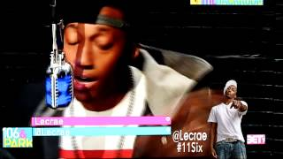 "HD (Grammy Award Winner) ""Lecrae"" Backroom Freestyle 106andPark"