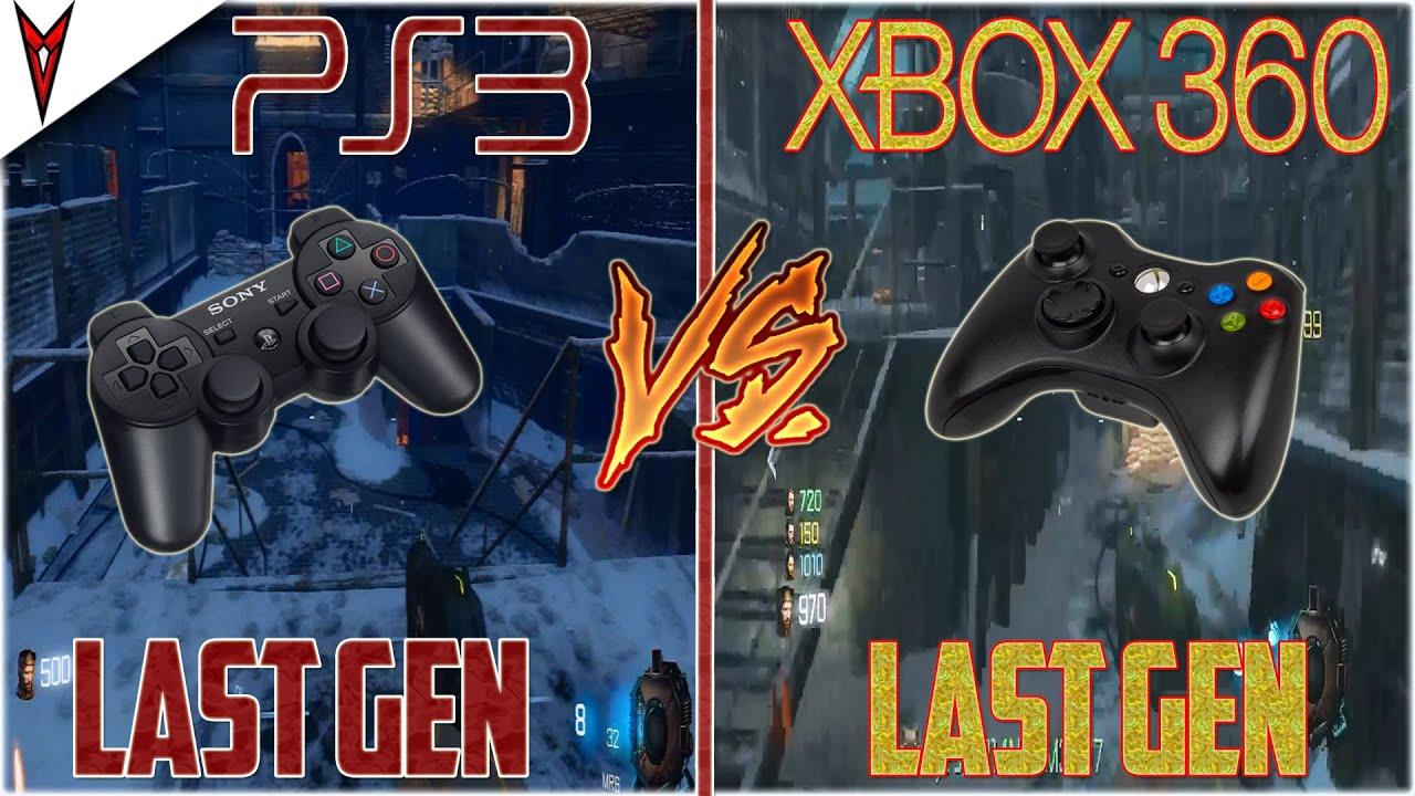 "COD BO3: Black Ops 3 The Giant ""PS3 vs. Xbox 360"" Graphics ...Video Games Xbox 360 Bo3"