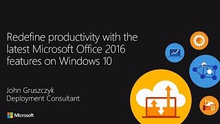 Redefine productivity with the latest Microsoft Office 2016 Features on Windows 10