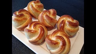 Rooti Fiyooro | Flower Bread 🌹
