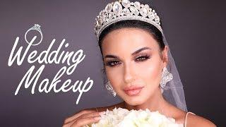 Bridal Makeup Tutorial With Maya | مكياج ناعم للعروس مع مايا