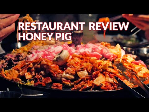 Restaurant Review - Honey Pig | Atlanta Eats