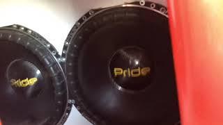 2*Pride S18v3+Sundown Audio Ns1v2 155+