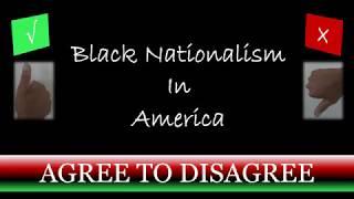 Upcoming Broadcast Black Nationalism In America