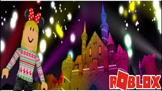 Firework show in roblox? 🎆🎇🎆 I Roblox disneyland Wales I Rebeccas Creations