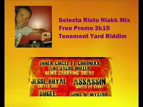 Download Tenement Yard Riddim mix S Risto Niakk