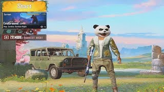 NEW PUBG MOBILE UPDATE! | NEW GAME MODE GAMEPLAY | Darkest Night | Rpg, Rocket launcher