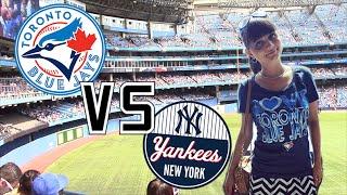 Бейсбол в Канаде (Rogers Centre)