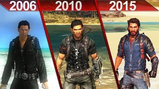 Evolution of Just Cause 2006 - 2015 | ULTRA | GTX 970