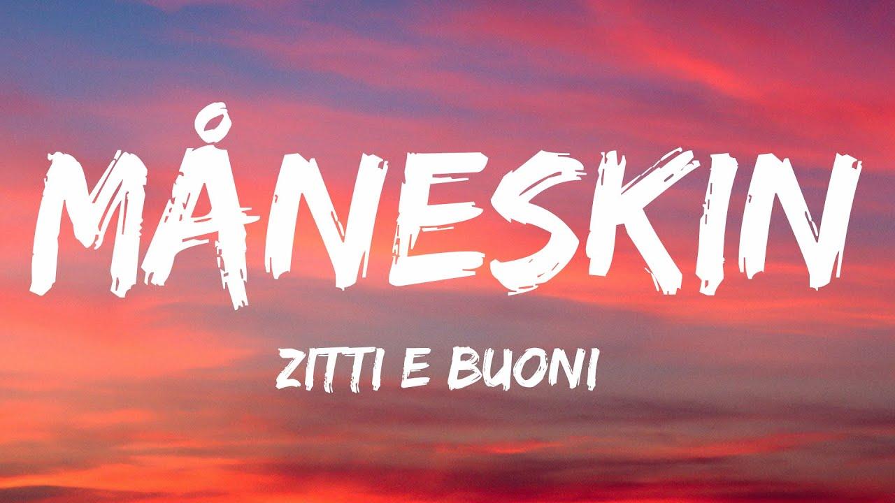 "Måneskin (Italy Eurovision 2021) ""I Wanna Be Your Slave"" & ""Zitti E Buoni""    Wiwi Jam at Home"
