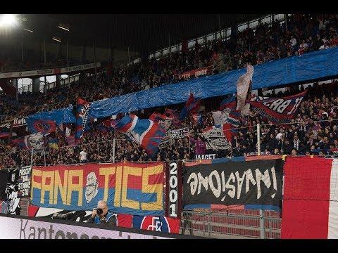Fans: FC Basel Fans gegen den FCZ - 23.09.2017