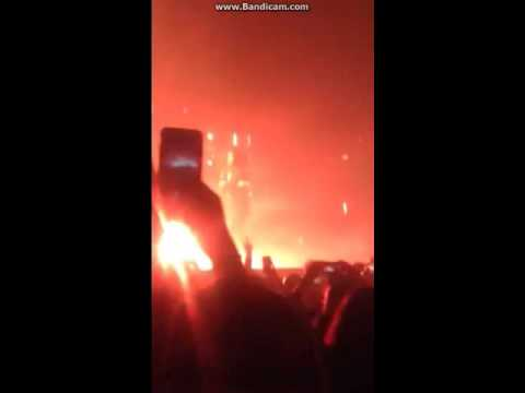 live performance of theWEEknd Nov12, 2015 Pt1 (compilation)