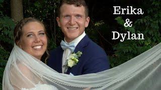 Erika & Dylan Wedding Highlights