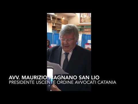 """Annullamento elezioni avvocati Catania: """"e ora vi potete sfogare"""""""