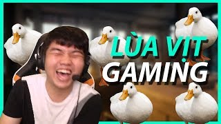 LÙA VỊT GAMING ? - Daily PUBG Moment #14
