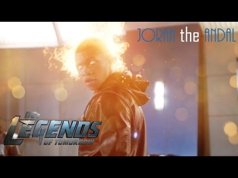Legends of Tomorrow  FirestormJax Jackson Theme
