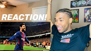 GOAT!? Lionel Messi - Top 20 Goals of the GOAT - REACTION!